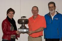 Closing Banquet 2014 Spirit of Curling Award
