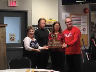 "The Gamble - ""B"" Side Winner - Morrisburg Curling Clubs"