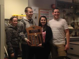 "The Gamble - ""A"" Side Winners - Morrisburg Curling Club"